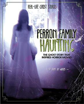 Ebony Joy Wilkins author of Perron Family Haunting