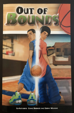 Out of Bounds by Ebony Joy Wilkins